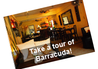 Tour of Barracuda